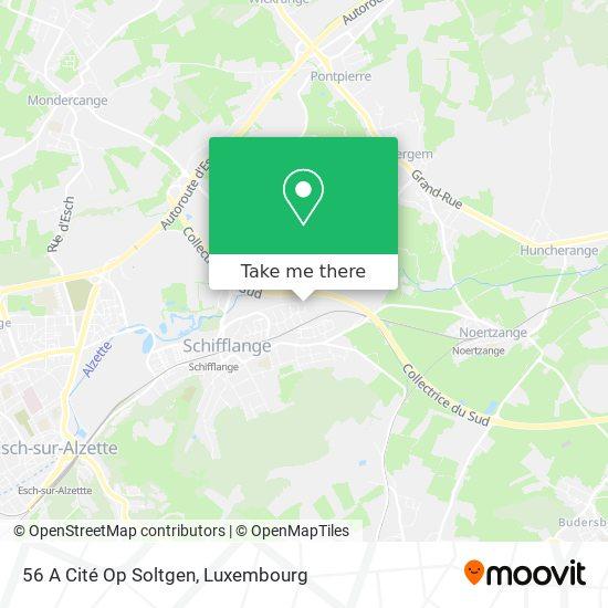 56 A Cité Op Soltgen map