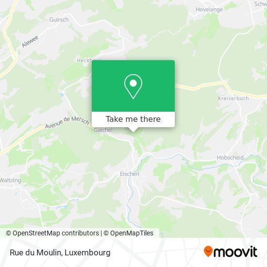 Rue du Moulin map