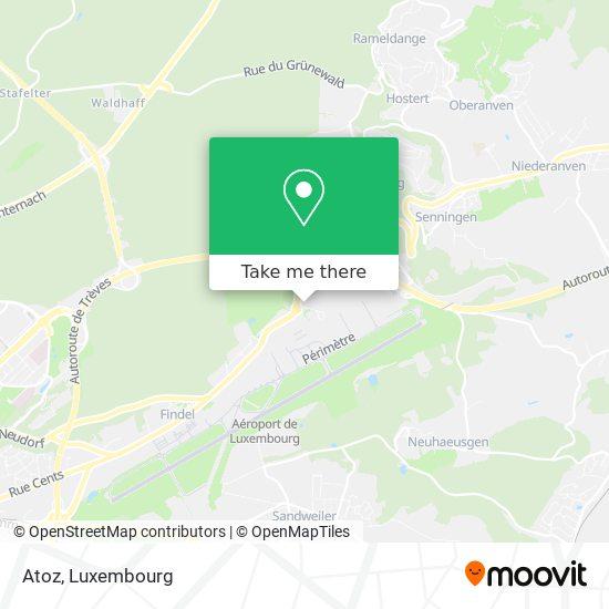 Atoz map