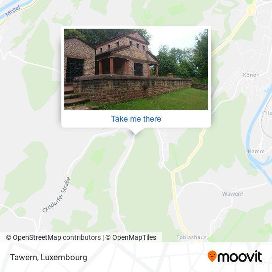 Tawern map