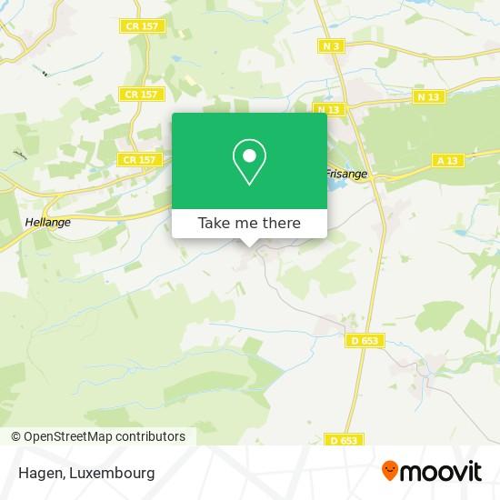 Hagen map