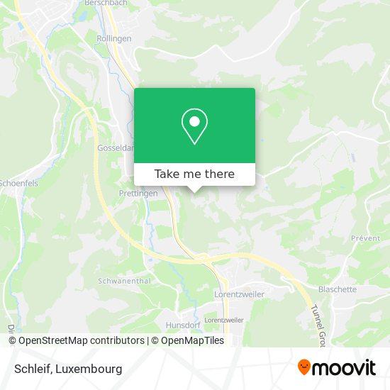Schleif map