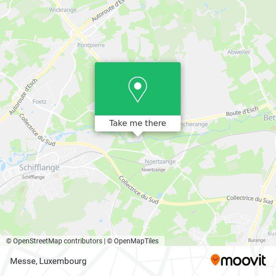 Messe map