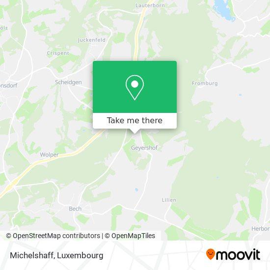 Michelshaff map