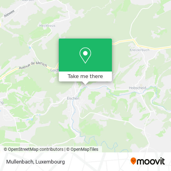 Mullenbach map