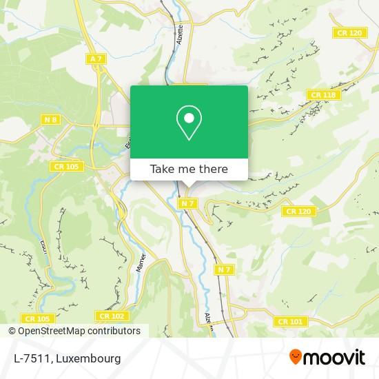 L-7511 map