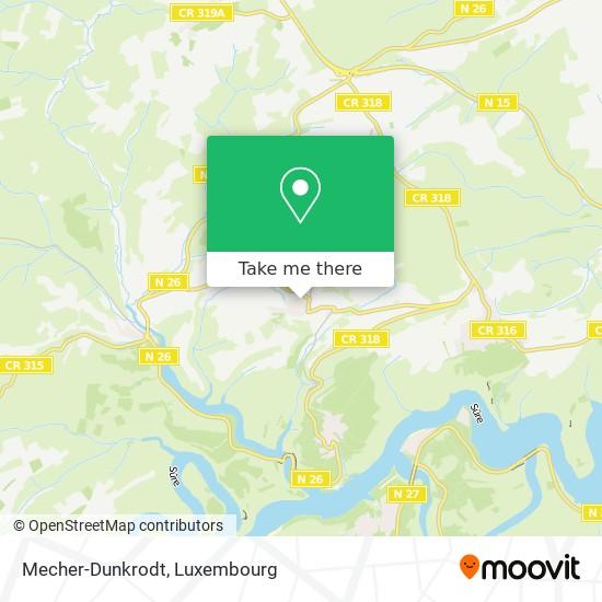 Mecher-Dunkrodt map