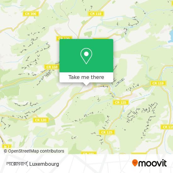 লাক্সেমবার্গ map