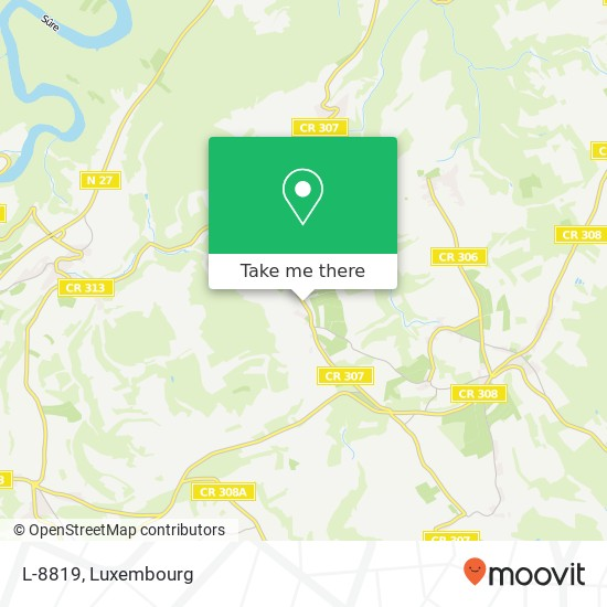 L-8819 mapa