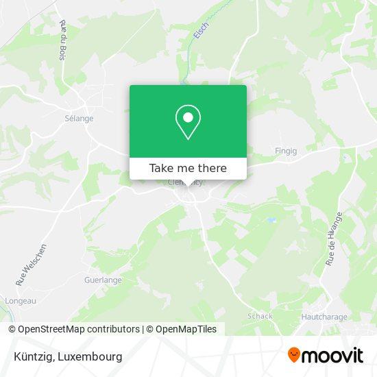 Küntzig map