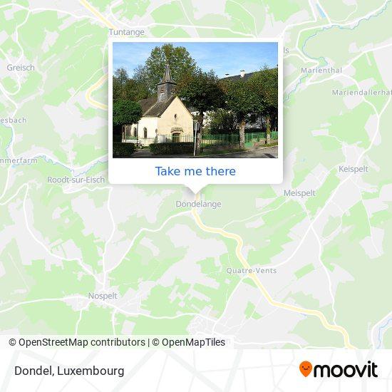 Dondel map