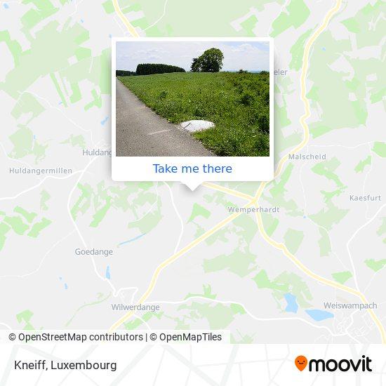 Kneiff map