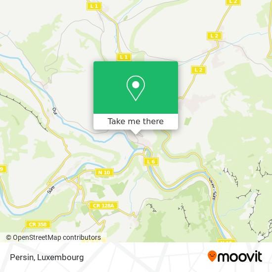 Persin map