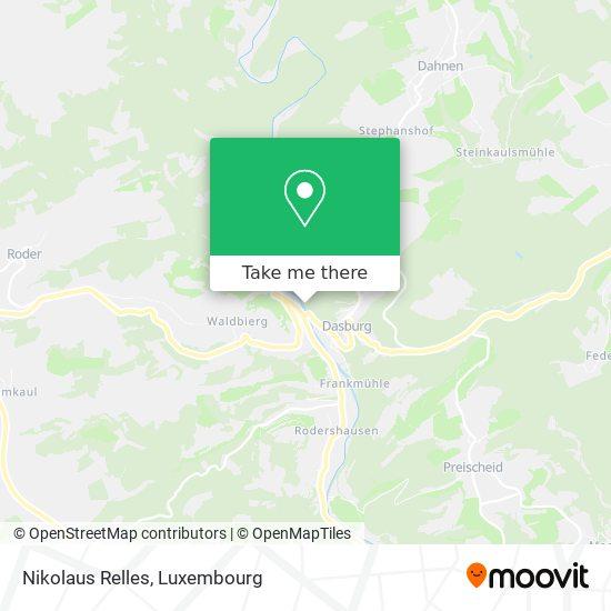 Nikolaus Relles map