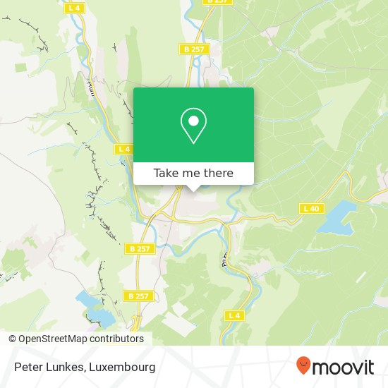 Peter Lunkes map