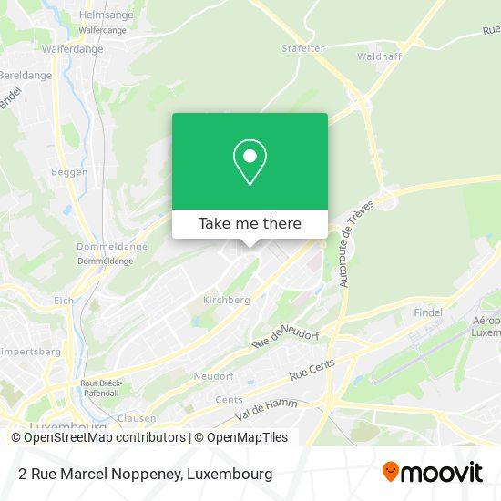 2 Rue Marcel Noppeney map