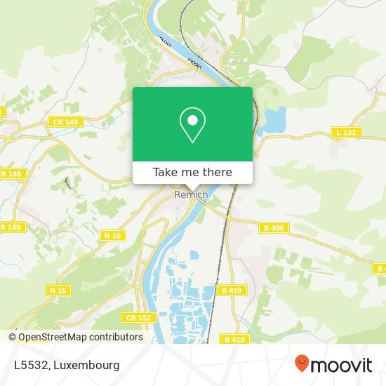 L5532 map