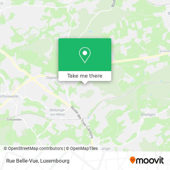 Rue Belle-Vue map