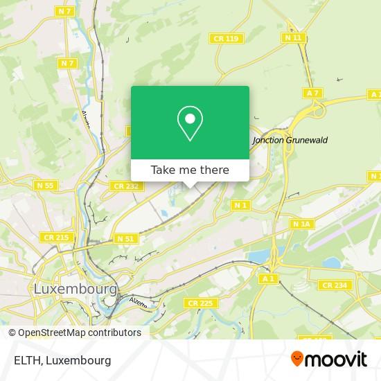 ELTH map