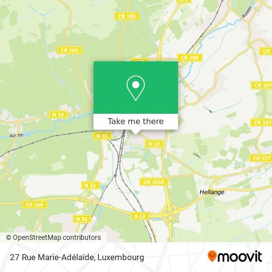 27 Rue Marie-Adélaïde map