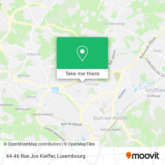 44-46 Rue Jos Kieffer map