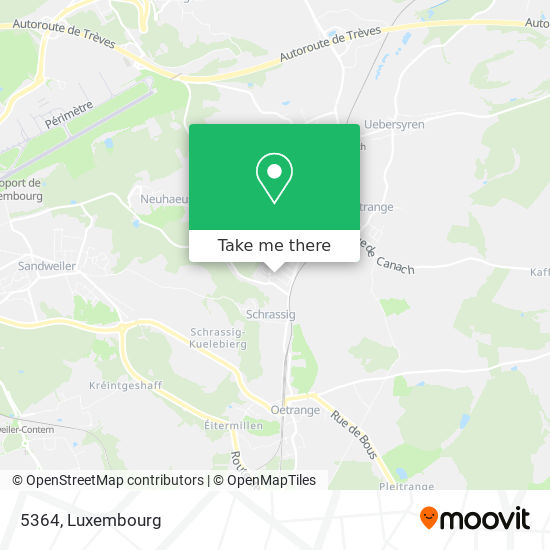 5364 map