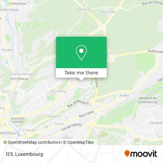 l25 map