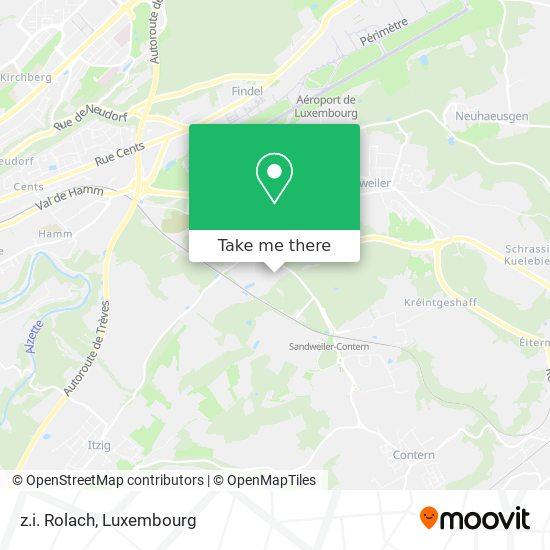 z.i. Rolach map