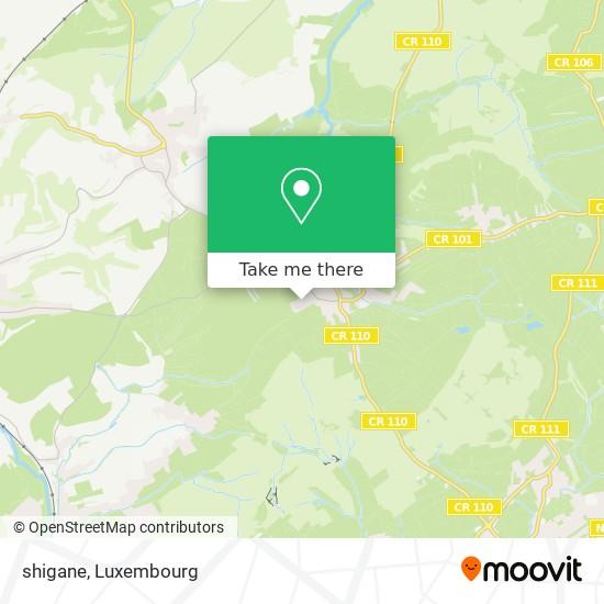 shigane map