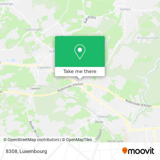 8308 map