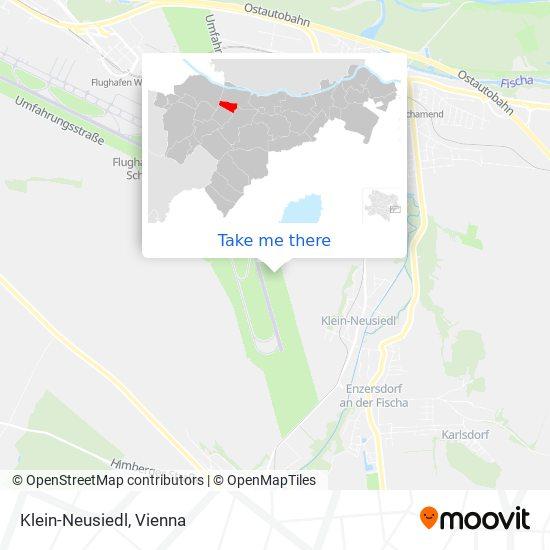 Klein-Neusiedl map