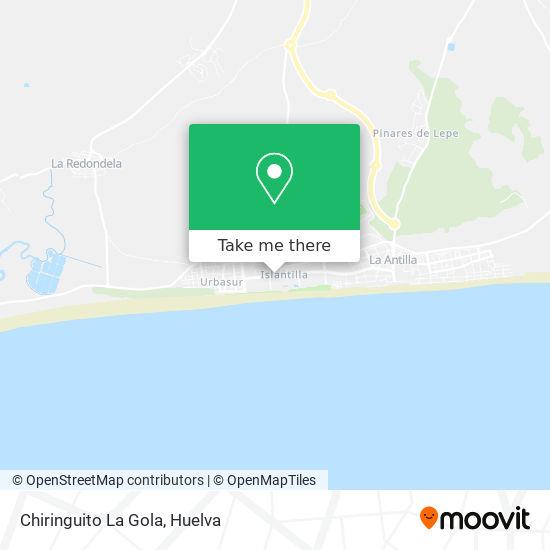 How To Get To Chiringuito La Gola In Isla Cristina By Bus Moovit