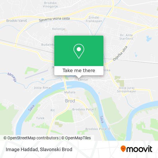Image Haddad map