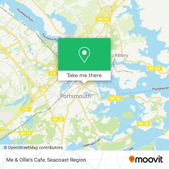 How To Get To Me Ollie S Cafe In Portsmouth By Bus Moovit
