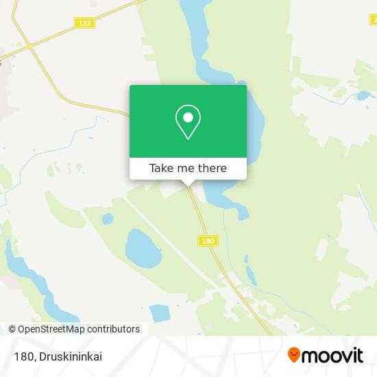 180 map