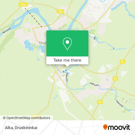 Alka map