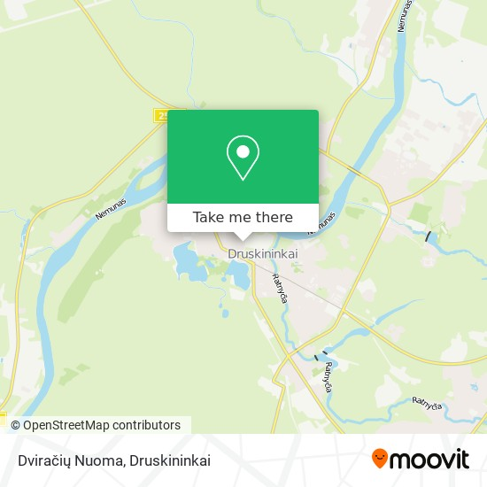 Bike Rent map