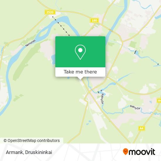 Armank map