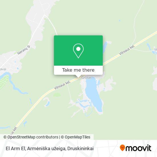 El Arm El, Armėniška užeiga map