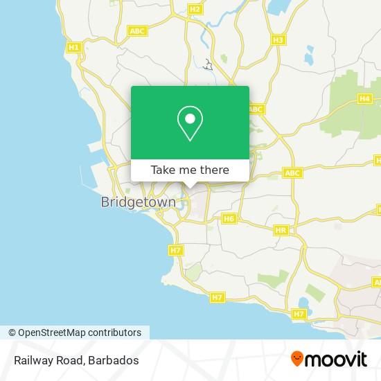 Railway Road map