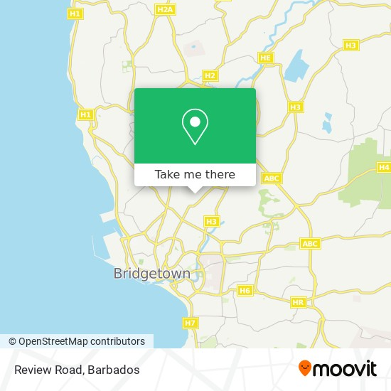 Review Road map