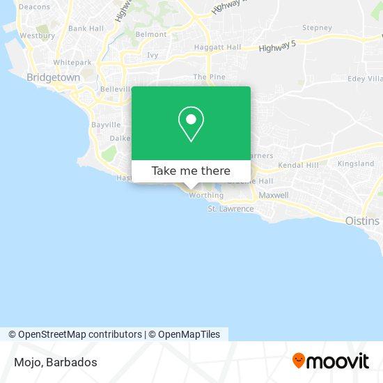 Mojo map