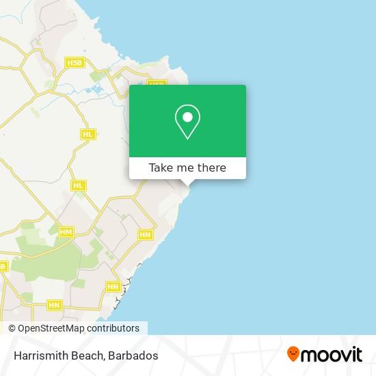 Harrismith map