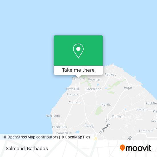 Salmond map