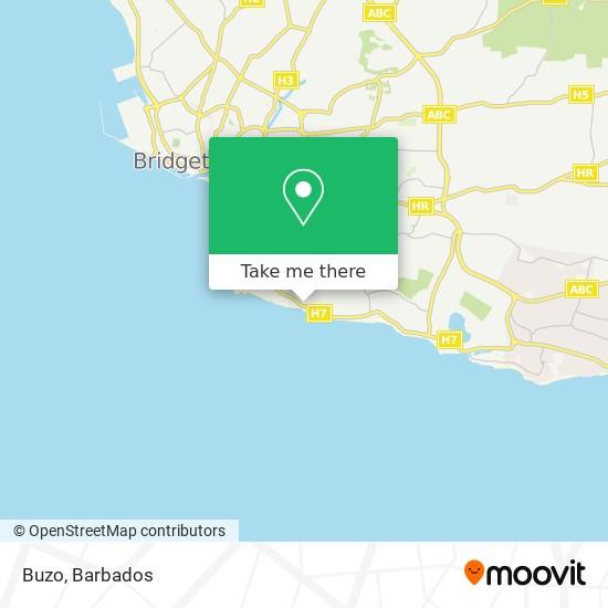 Buzo map