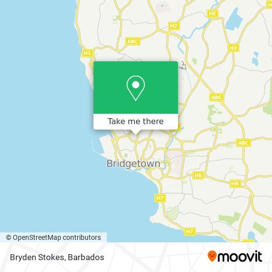 Bryden Stokes map