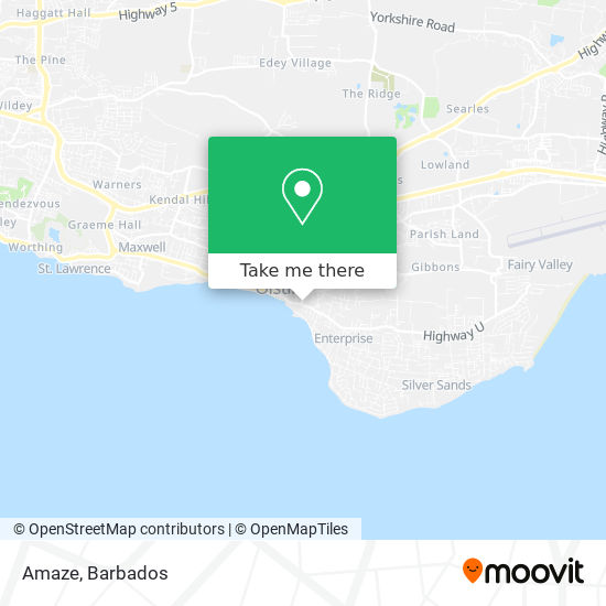 Amaze map