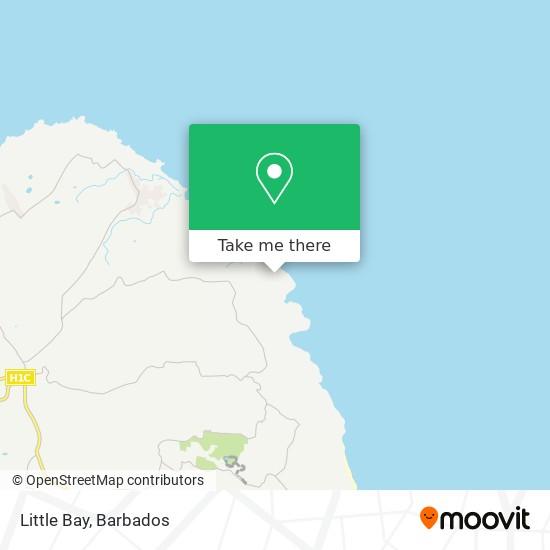 Little Bay map