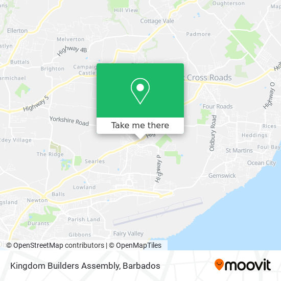 Kingdom Builders Assembly map