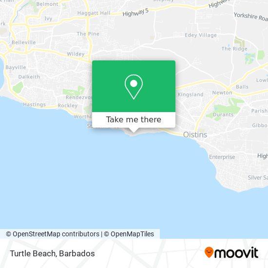 Turtle Beach map